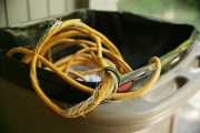 Fire Frayed Cord